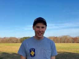 Daniel Hudson (student leader)